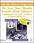 The Java (TM) Class Libraries:  1.2...